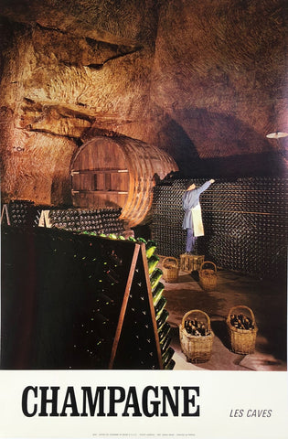 Champagne les Caves
