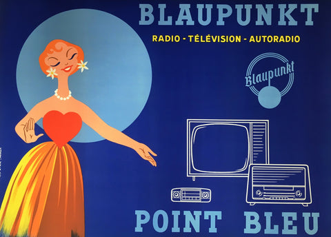 Blaupunkt by Peter A.