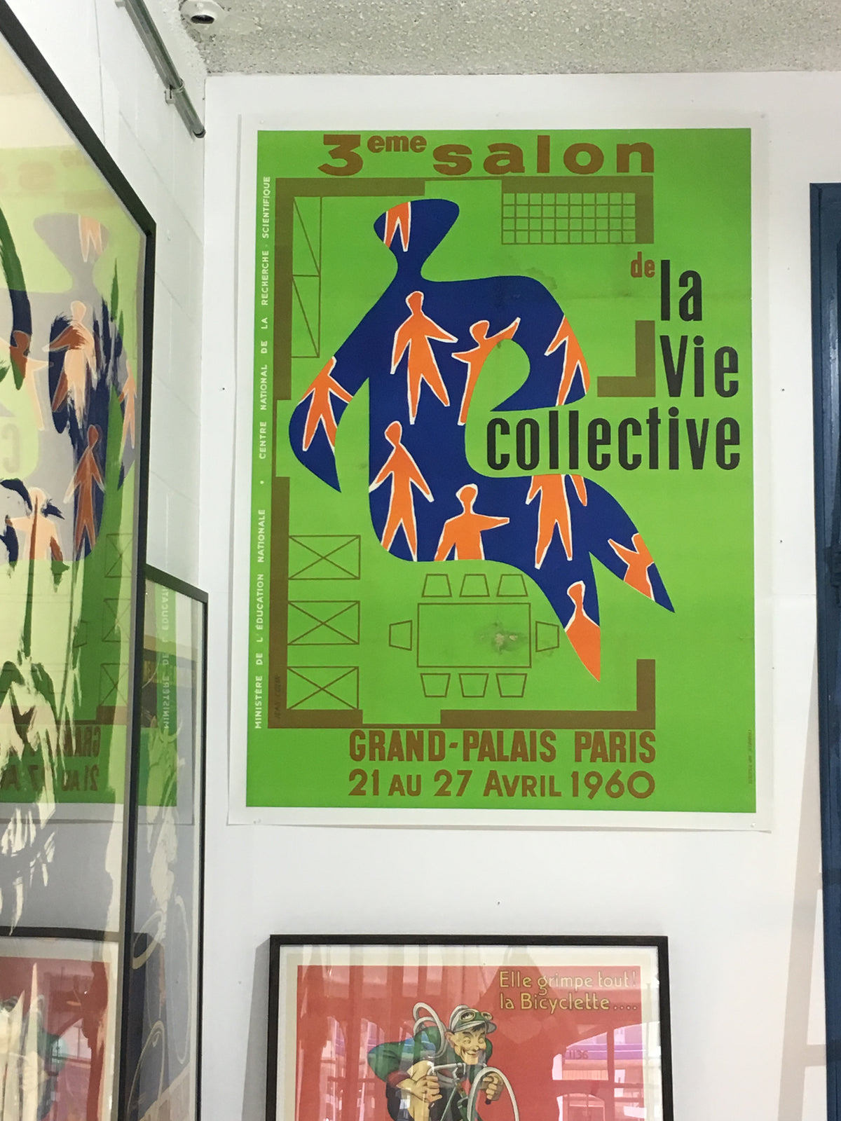 La Vie Collective by Jean Colin
