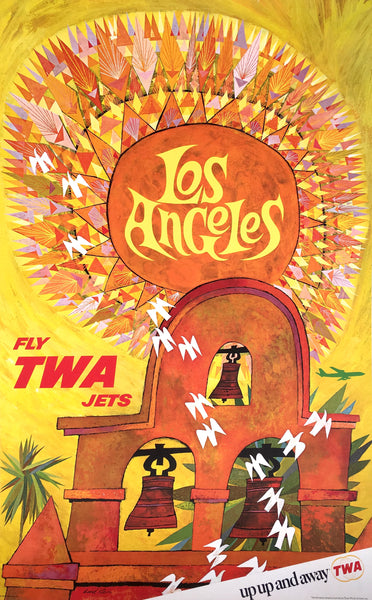 TWA Los Angeles by Klein