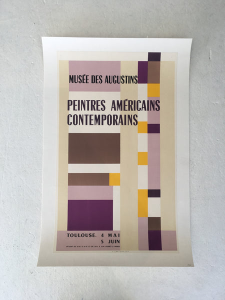 Peintres Americains Contemporains