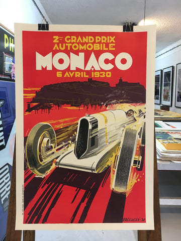 Monaco 1930 by Falcucci