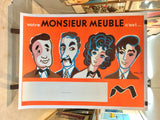 Monsieur Meuble by Villemot