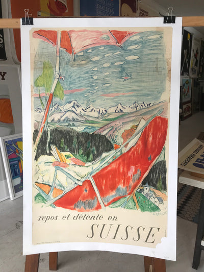 Suisse by A. Cariciet
