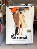Blizzand Couple by Rene Gruau