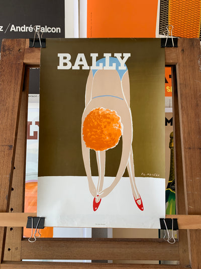 Bally Bend Over (small) By Fix Masseau
