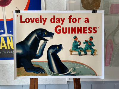 Guinness by Gilroy