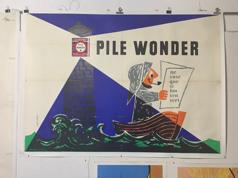 Pile Wonder by Jean Colin