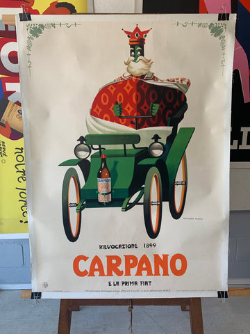Carpano Vermouth by Armando Testa