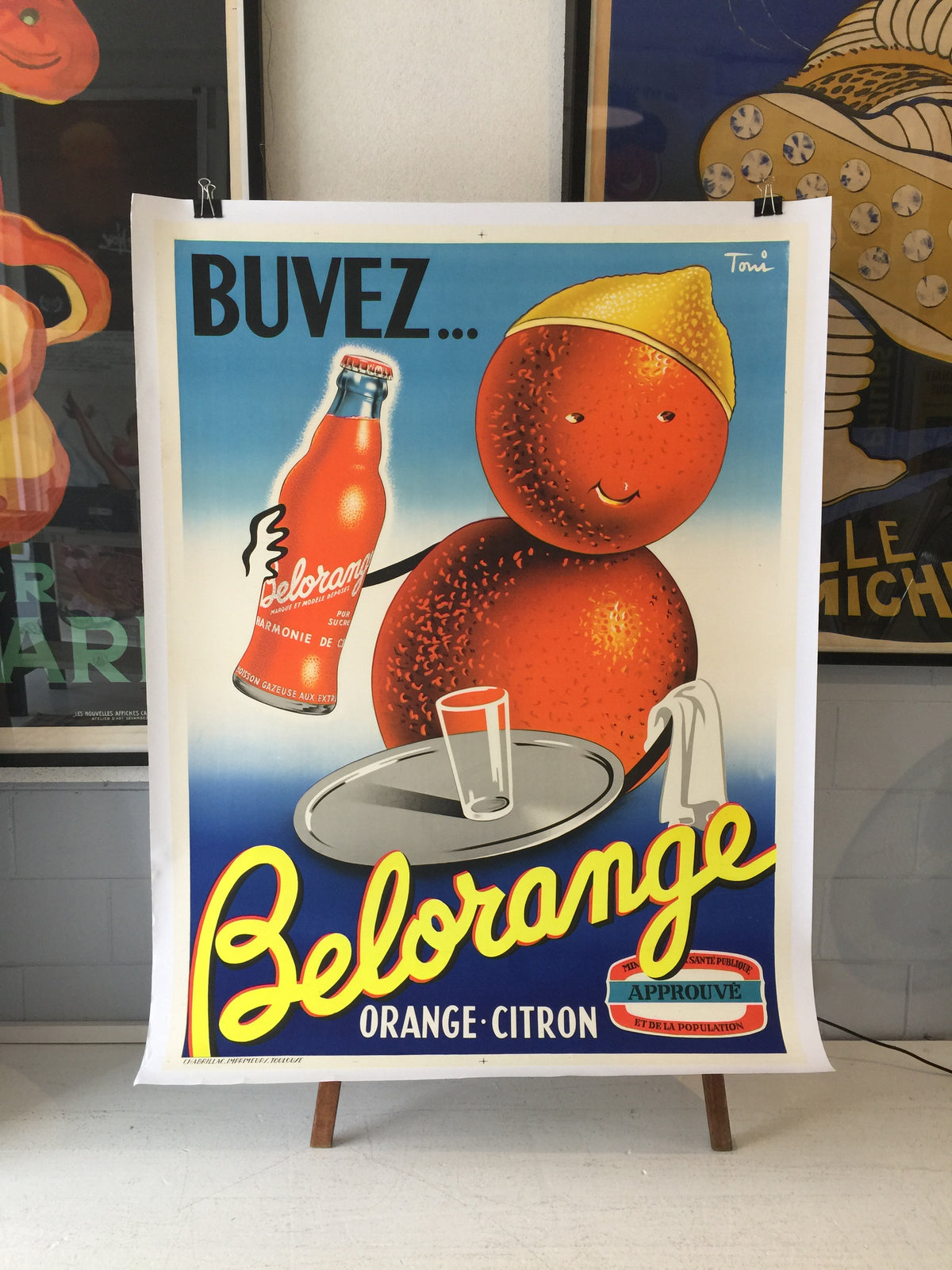 Buvez Belorange by Toni