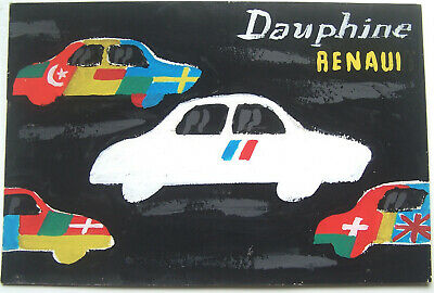 Dauphine Renaui by Guy Georget