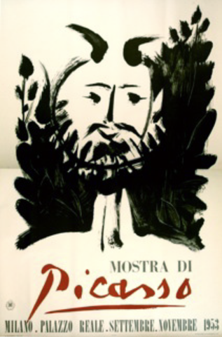 Monstra Di Picasso by Picasso