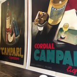 Cordial Campari by Nizzoli