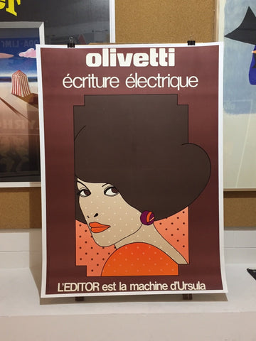 Olivetti Brown