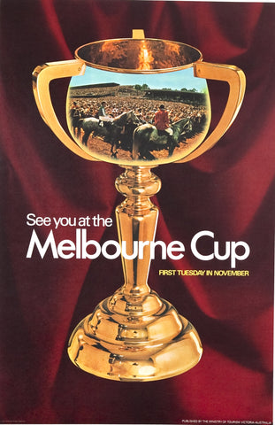 See you at the Melbourne Cup