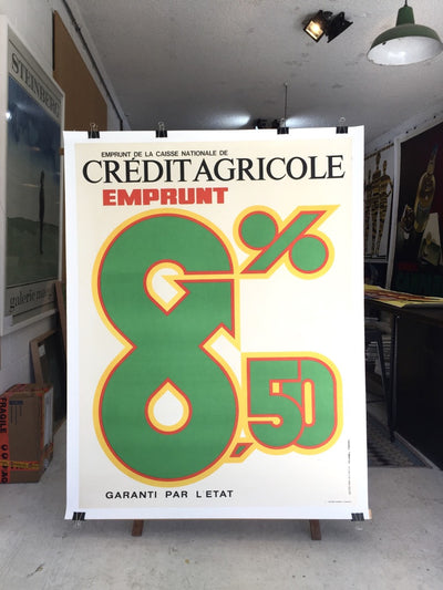 Credit Agricole 8.50%