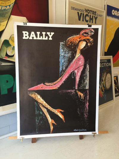 Bally by Gaultier