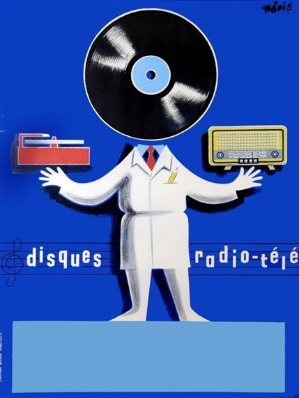 Disques Radio-Tele by Beric