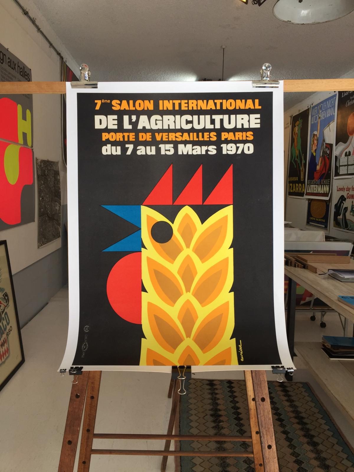 7th Salon International de L'agriculture