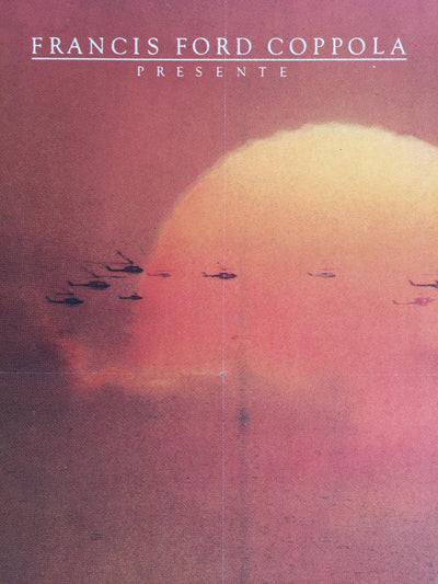 Apocalypse Now 1979 Original Movie Poster