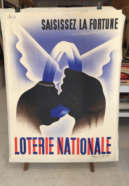 Loterie Nationale by A. Simon