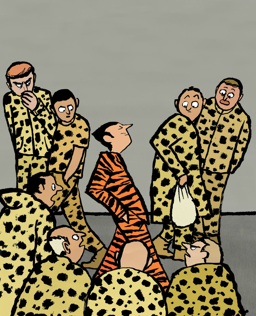 Fashion by Jean Jullien