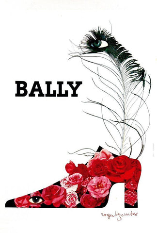 Bally Roses by Roger Bezombes