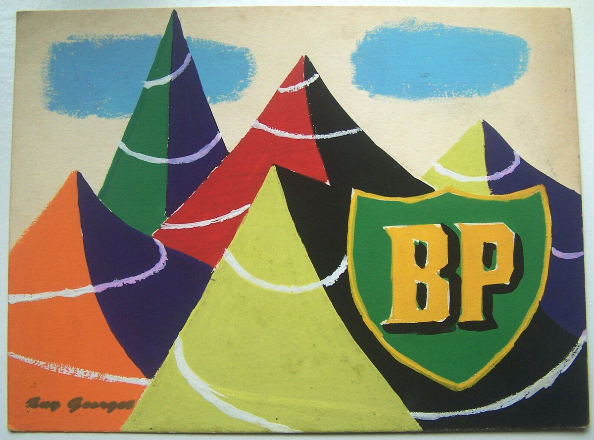 BP by Guy Georget