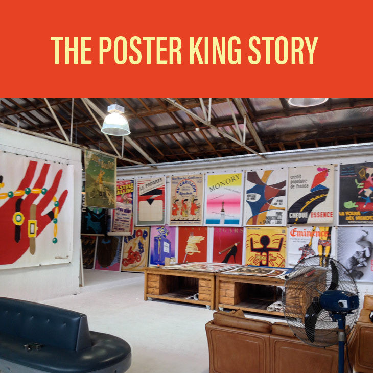 The Poster King Story