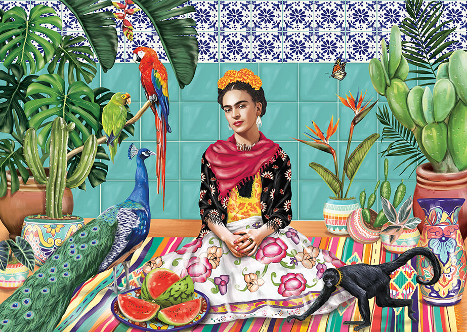 How much do you know about Frida Kahlo?
