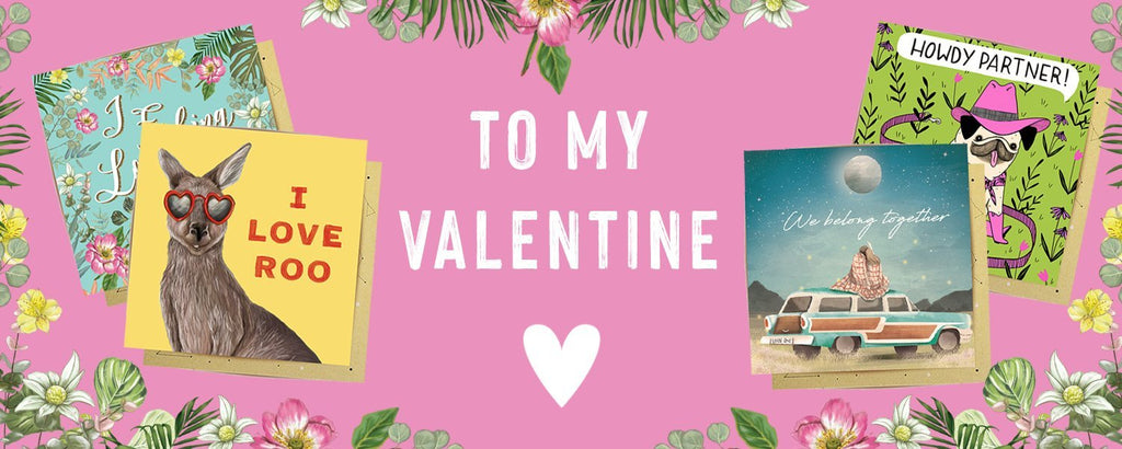 Quirky Valentine's Day cards