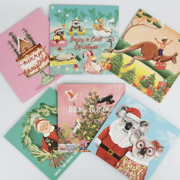 Single Greeting Cards