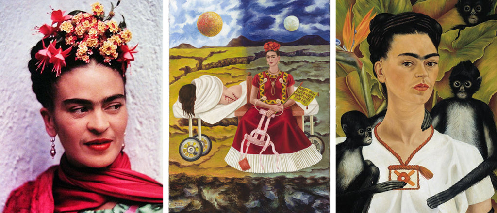 Frida Kahlo and her art