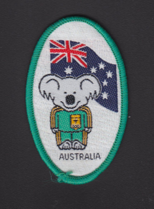 Little Willy - Australia's 1984 Olympic Games mascot