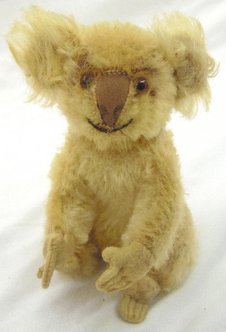 Koala collectables: Steiff mohair Koala