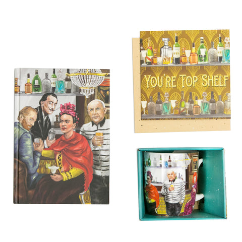 Top Shelf Dad Gift Pack