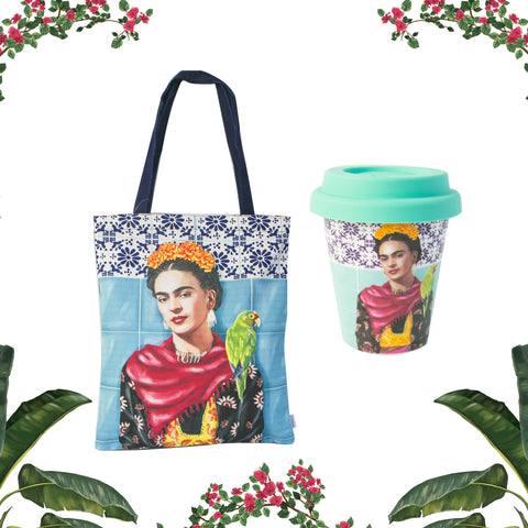 Frida's Paradise On The Go
