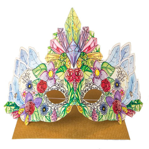 Party Hat Flower Masquerade