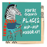Greeting Card You're Going Places