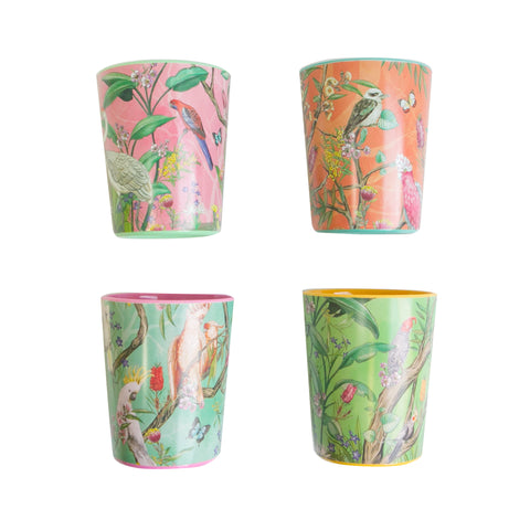 Cup set Australian Chinoiserie