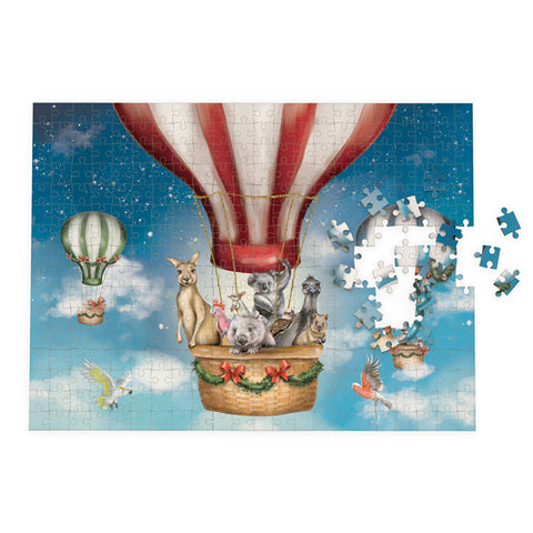Puzzle Hot Air Ballon