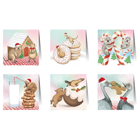 Card Set Giant Treats