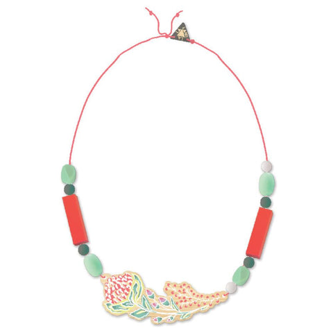 Necklace Australiana