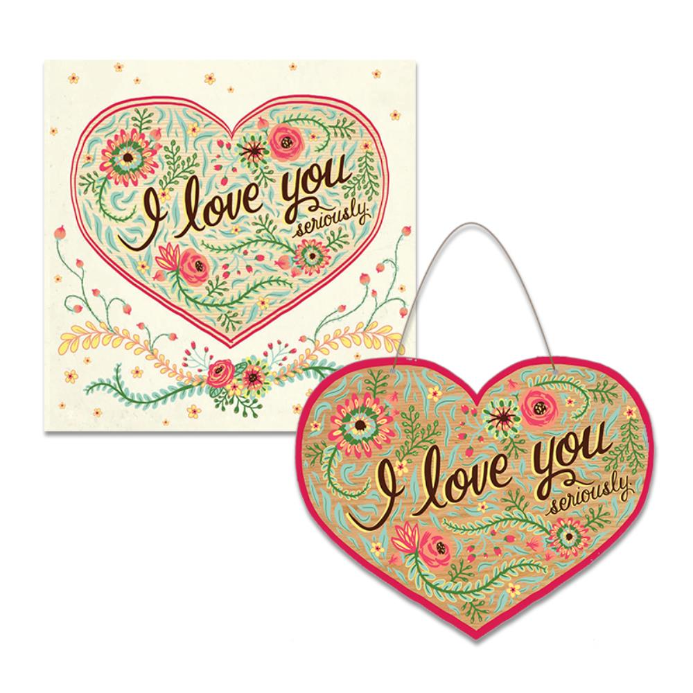 Keepsake Card I Love You