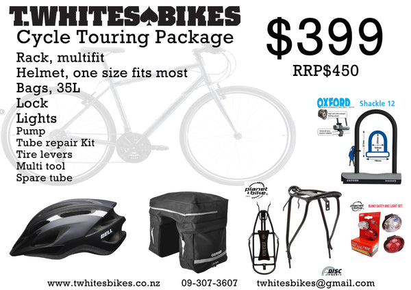 CYCLE TOURING PACKAGE