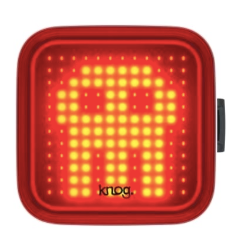 Knog Blinder 100 Lumen Rear Lights - Skull