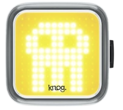 Knog Blinder 200 Lumen Front Light - Skull