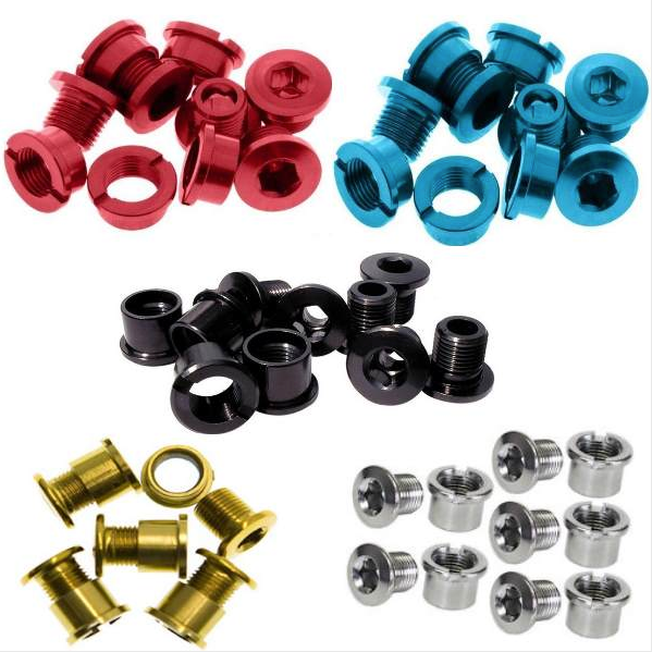 BMX CHAINWHEEL BOLTS