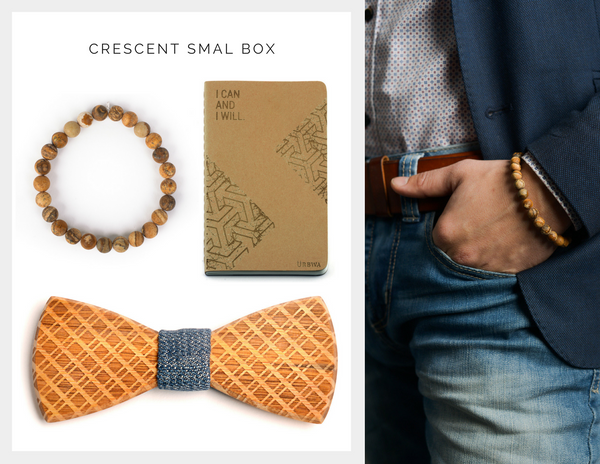 Crescent small box