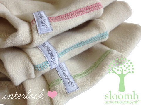 Sustainable Babyish Wool Interlock Covers